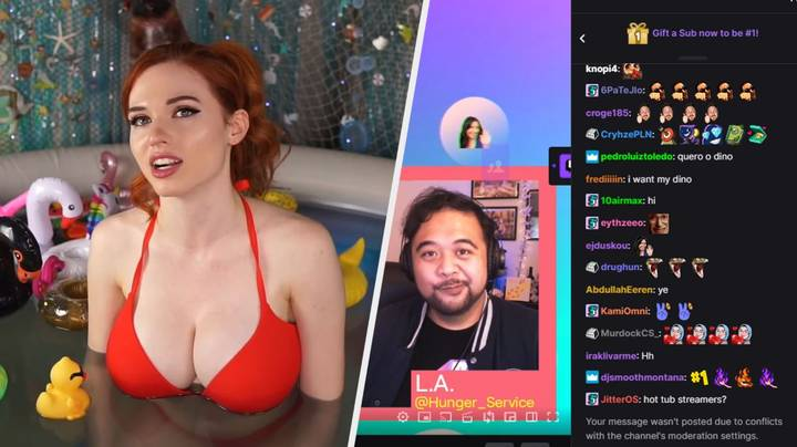 Twitch Appears To Have Banned Mentions Of Hot Tub Streamers On Its Channel