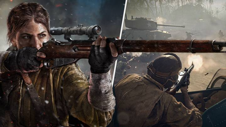 'Call Of Duty: Vanguard' Announces Big Reveal For The Exact Same Time As 'Battlefield 2042'