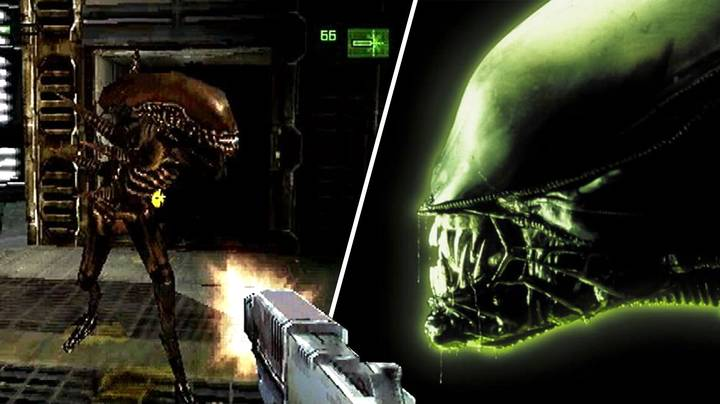PlayStation At 25: How The Game Of A Bad Alien Movie Changed Shooters Forever