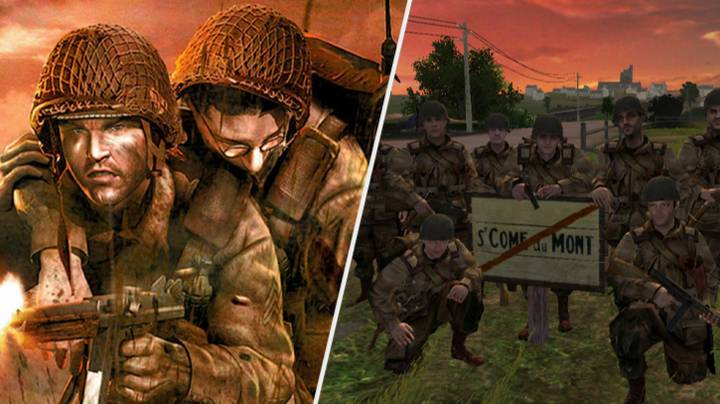 World War 2 Shooter 'Brothers In Arms' Getting TV Adaptation