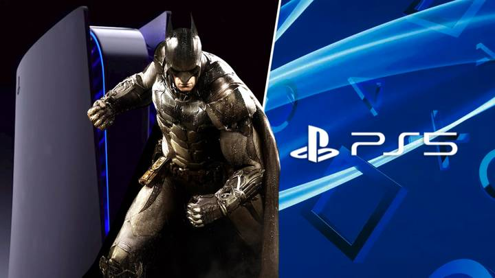 This Batman-Themed PlayStation 5 Is The Perfect Next-Gen Console