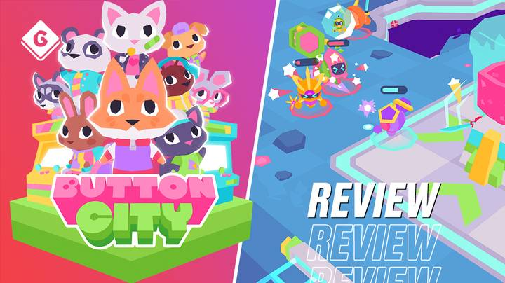 'Button City' Review: An Adorable, Fun But Serious Game About Games