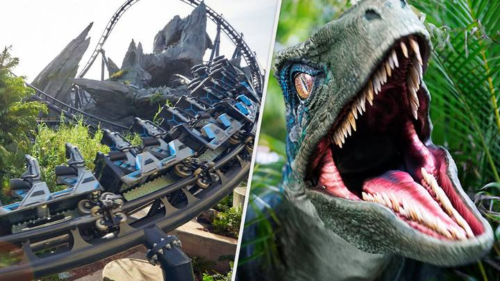 Teens Banned From Theme Park After Throwing Ice At Rollercoaster Riders