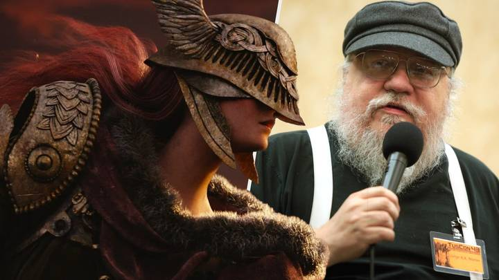 'Elden Ring' Is A Sequel To Dark Souls, Says George R. R. Martin
