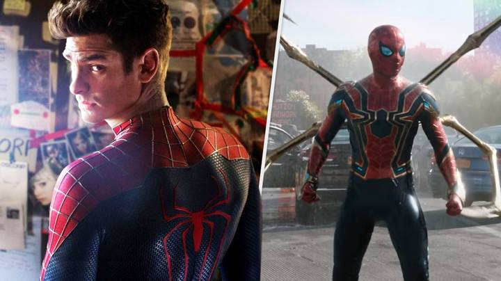Andrew Garfield Really Wants You To Stop Asking About 'Spider-Man: No Way Home'