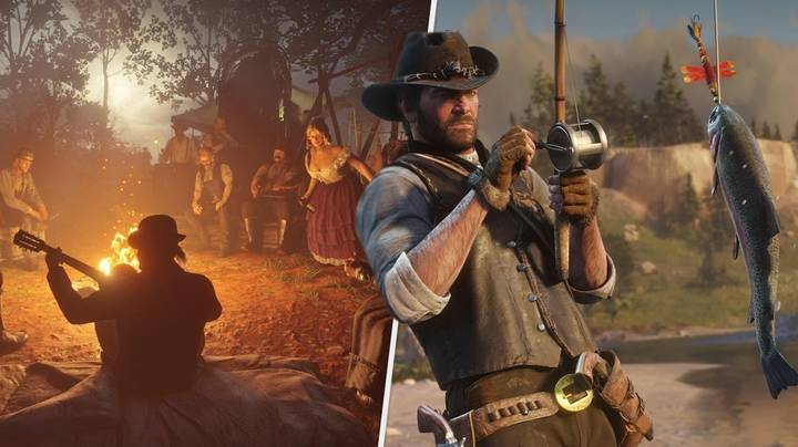 Red Dead Redemption 2's Excellent Second Chapter Makes It Hard To Finish The Game