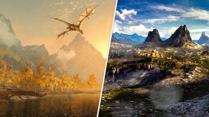 'The Elder Scrolls 6' Fans Are Divided Over Apparent Test Footage