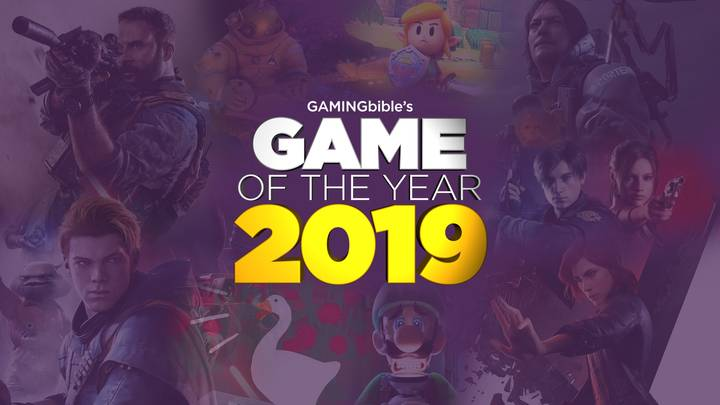GAMINGbible's 25 Greatest Video Games Of 2019