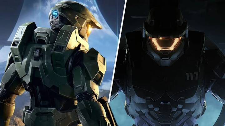 Halo TV Series Leaked Image Shows First Look At Master Chief