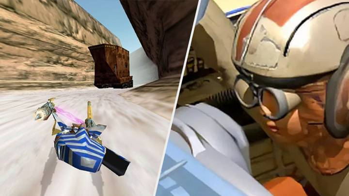 'Star Wars Episode I: Racer' Coming To Switch And PS4 Sooner Than We Hoped