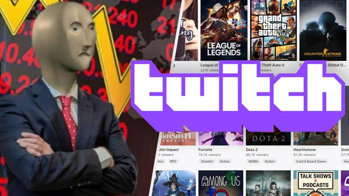 Twitch Sees Users Drop During Content Creator Strikes