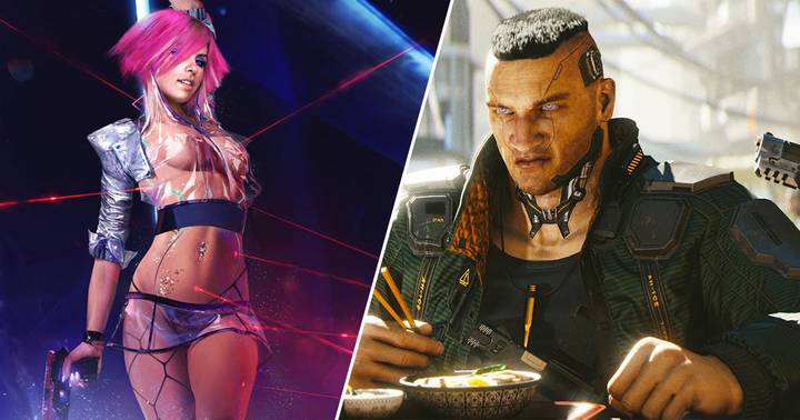 'Cyberpunk 2077' Will Feature Fully Motion-Captured Sex Scenes