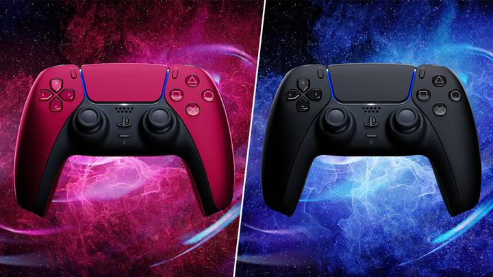 Sony Officially Announce Two New PlayStation 5 DualSense Colours