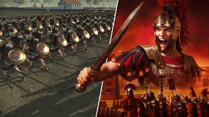 'Total War: Rome Remastered' Officially Announced By SEGA