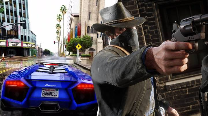 'Red Dead Redemption 2' Dataminer Finds Potential 'GTA 6' Items, Including Parachute