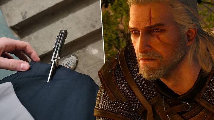 Gamer Survives Stabbing Thanks To Witcher Card Game Gwent