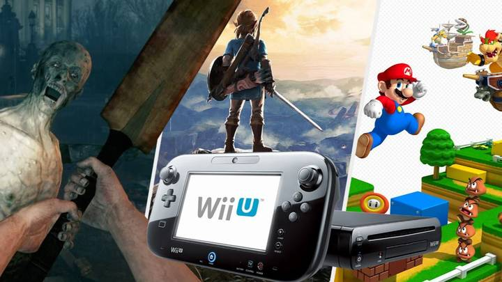 A Moment's Respect For The Nintendo Wii U, Please, On Its 8th Anniversary