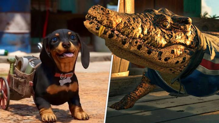 I've Played 'Far Cry 6' And I Would Die For Guapo The Alligator
