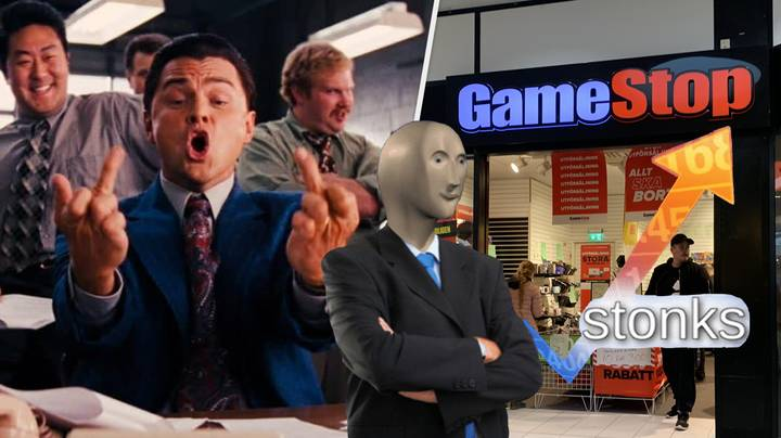 Reddit Pushed GameStop Stock So High That The US Government Is Now Involved