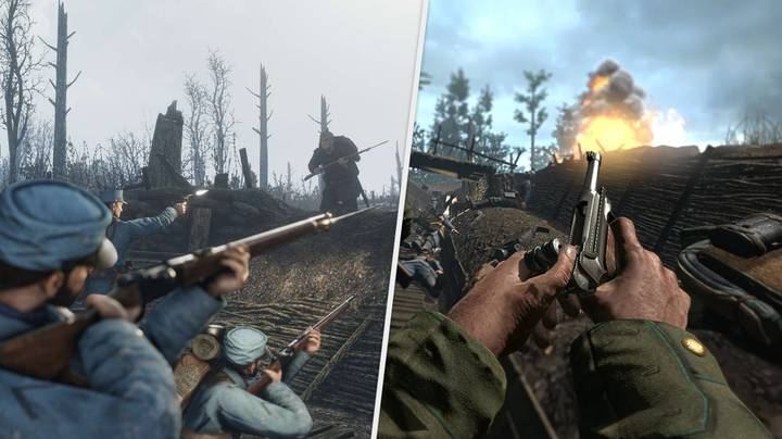 A Brutally Realistic WWI Shooter Is Free To Download Next Week