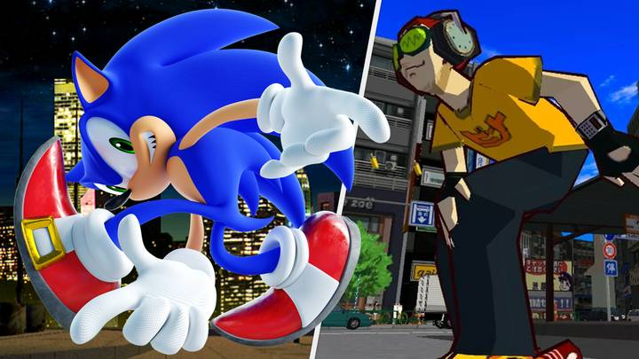 From Sonic To Shenmue: Five Games That Made The SEGA Dreamcast