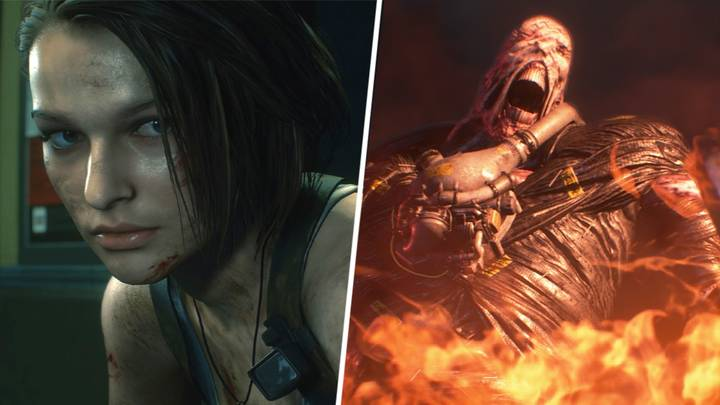 'Resident Evil 3' Remake Officially Announced, And It's Coming Soon