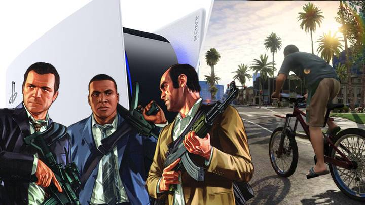 'Grand Theft Auto 5' Is Coming To PlayStation 5... Because Of Course It Is