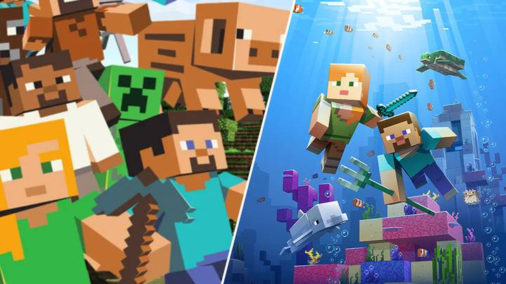 South Korea Has Restricted 'Minecraft' To Players Aged 19 Or Older