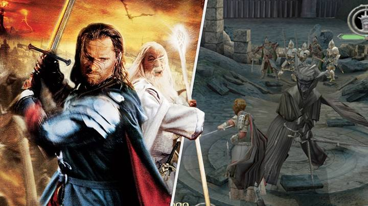 'The Lord Of The Rings' Fans Campaign For Classic PS2 Games To Return
