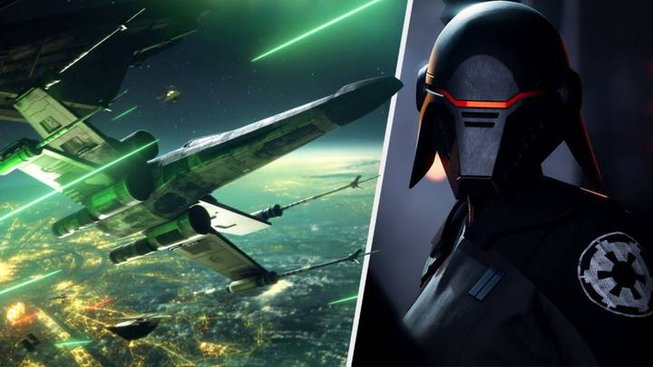 Some Of The Best Star Wars Games Are On Sale Right Now