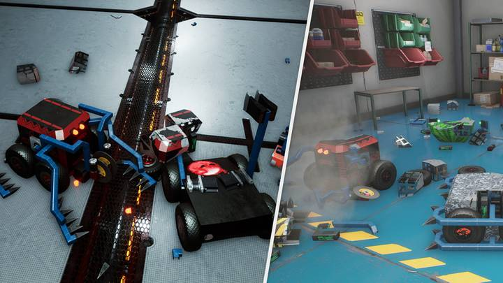 Robot Wars Fans: We Finally Have The Video Game Of Our Dreams