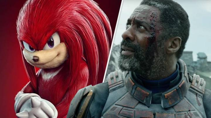 Idris Elba Cast As Knuckles In Sonic Sequel, Making Everyone Thirsty For Cartoon Echidna