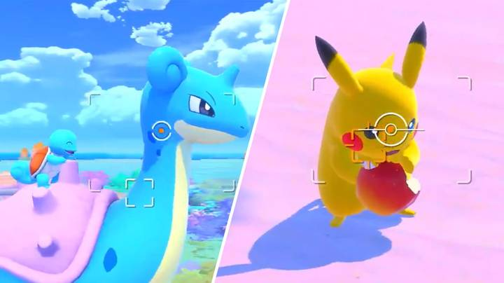 'New Pokémon Snap' Announced For Nintendo Switch, And It Looks Gorgeous