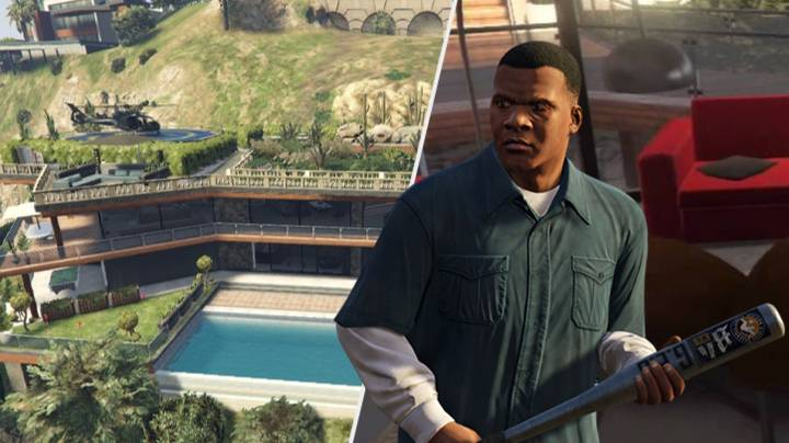 'GTA: Online' Players Have Found A Way To Hack Into Franklin's House