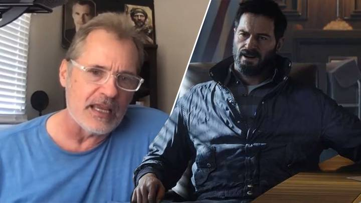 "Original 'Black Ops' Frank Woods Actor Is ""So Bummed"" He Was Recast"