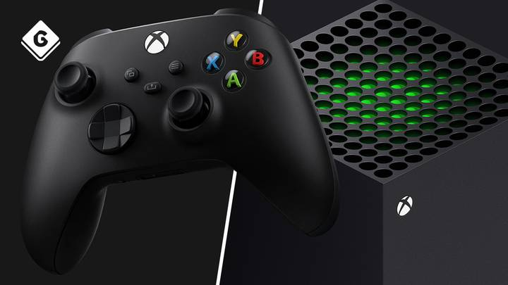 Xbox Series X's Controller Is What You Love, And A Little More
