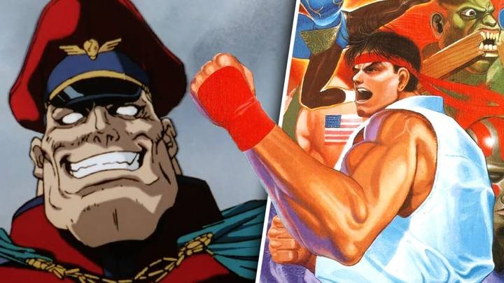 Celebrate The 30th Anniversary Of 'Street Fighter 2' With Its Weirdest Version