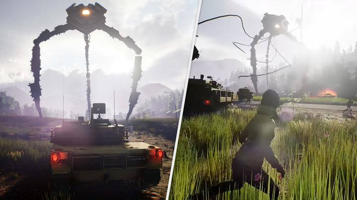 New Game 'Interlakes' Shows Gameplay, Is Basically 'War Of The Worlds'
