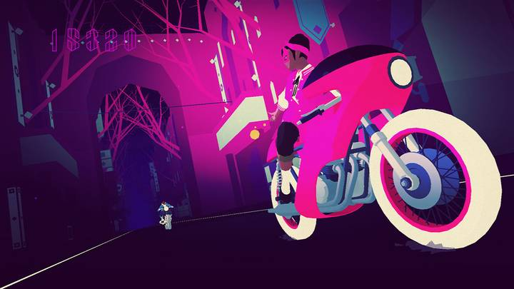 'Sayonara Wild Hearts' Is A Music Game To Make Your Heart Sing
