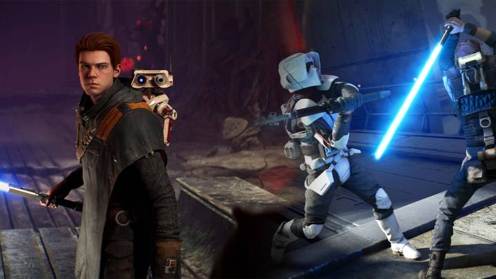 'Star Wars Jedi: Fallen Order' Review: Recycled Parts For A Patchy Adventure