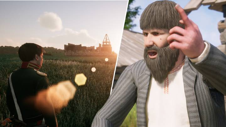 'The Emperor's Own' Is Being Billed As 'Kingdom Come: Deliverance' But Russian