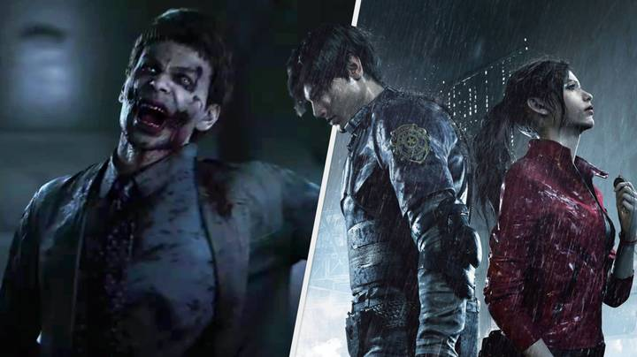 'Resident Evil: Infinite Darkness' Announced, Starring Leon And Claire