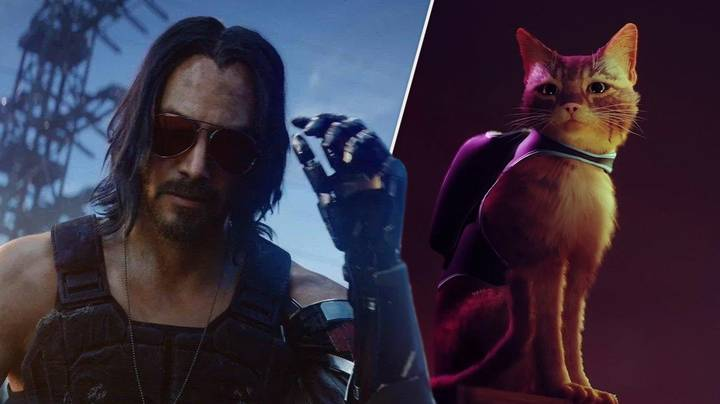 'Cyberpunk 2077' Will Let You Pet Cats, Making It GOTY Material