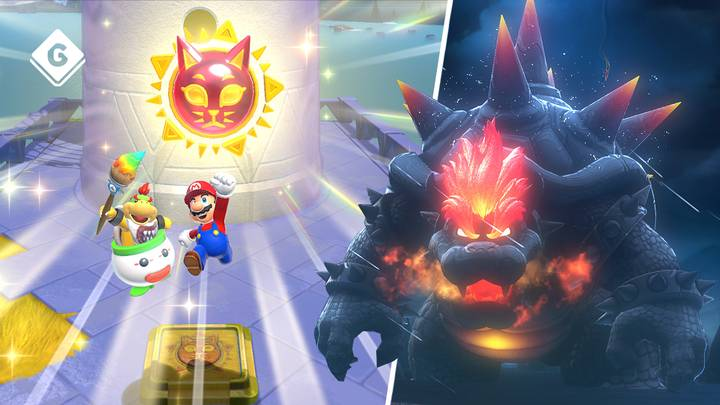 'Super Mario 3D World + Bowser's Fury' Preview: Louder For The Switch Owners