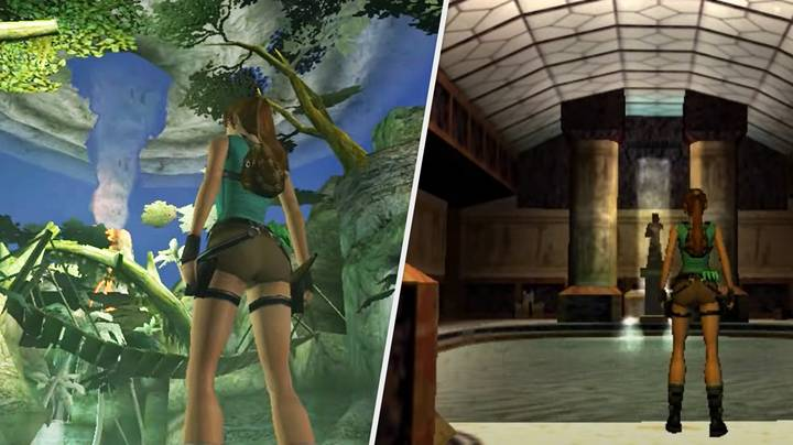 A Lost 'Tomb Raider' Remake Has Surfaced Online, And It's Playable