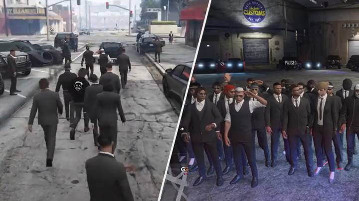 'GTA Online' Players Hold Virtual Memorial For George Floyd