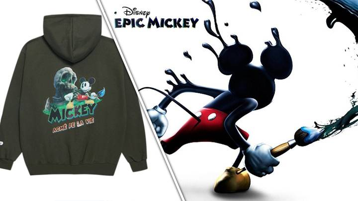 Classic Mickey Mouse Game Might Be Returning, As New Merch Emerges