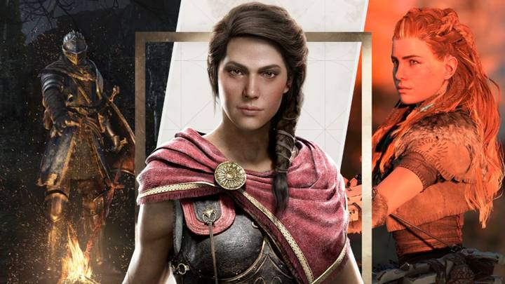 2020 Was The Year Of The Gaming Backlog