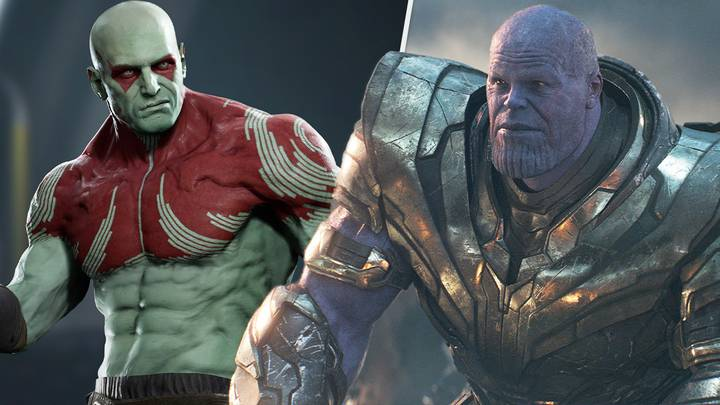 Thanos Won't Be In 'Marvel's Guardians Of The Galaxy' Because Drax Has Killed Him