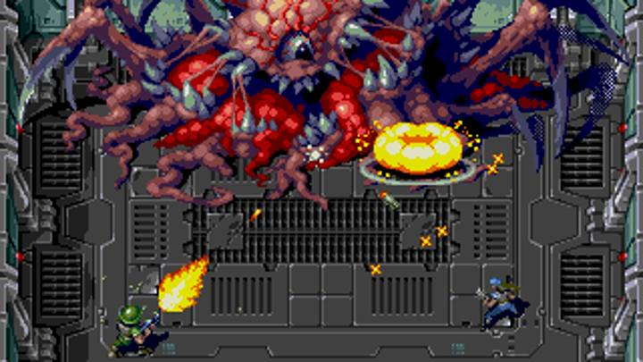 'Xeno Crisis' Is A Great New Game For The SEGA Mega Drive